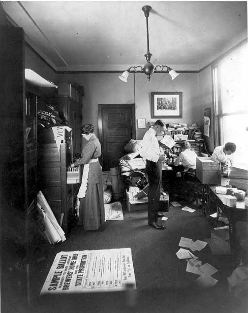 Ohio Dry Campaign - Office Image 5