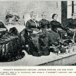 Woman's Temperance Crusade: Mother Stewart and Her Staff