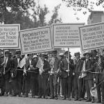 An anti-prohibition protest