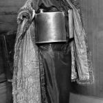 Methods of Bootlegging: Woman arrested in Minneapolis on April 10 1924 for dispensing wet goods from her life preserver