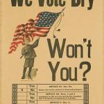 We Vote Dry, Won't You?, poster