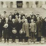The Wet Block of Congress, men who worked to repeal the prohibition legislation as soon as it was passed