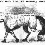 The Wolf and the Woolley Sheep